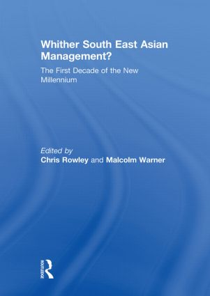 Whither South East Asian Management?: The First Decade of the New Millennium (Paperback) book cover