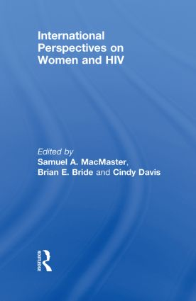 International Perspectives on Women and HIV (e-Book) book cover