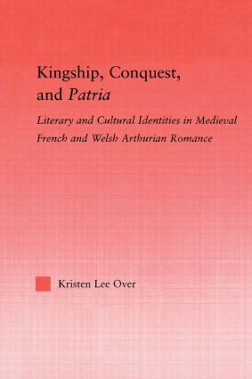Kingship, Conquest, and Patria (Paperback) book cover