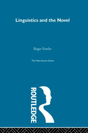 Linguistics and Novel (Paperback) book cover