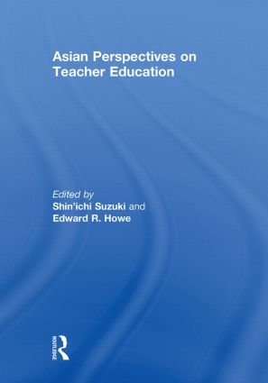 Asian Perspectives on Teacher Education (Paperback) book cover