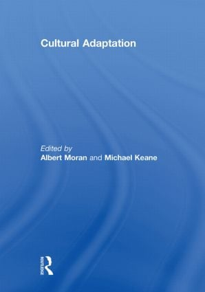 Cultural Adaptation (Paperback) book cover