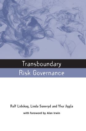 Transboundary Risk Governance (Paperback) book cover