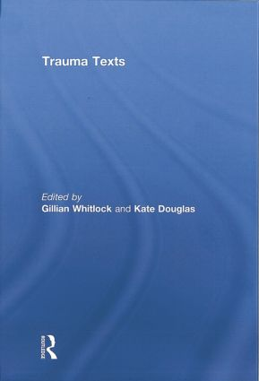 Trauma Texts (Paperback) book cover