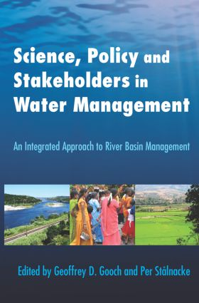 Science, Policy and Stakeholders in Water Management: An Integrated Approach to River Basin Management (Paperback) book cover