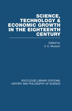 Science, technology and economic growth in the eighteenth century