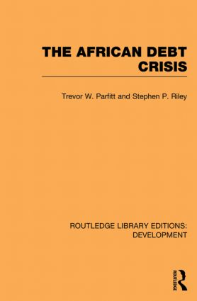 The African Debt Crisis (Paperback) book cover