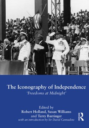 The Iconography of Independence: 'Freedoms at Midnight' (Paperback) book cover