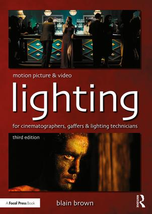 Motion Picture and Video Lighting book cover