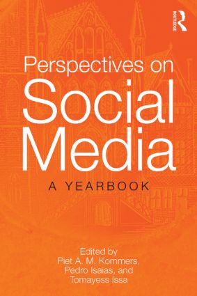 Perspectives on Social Media: A Yearbook, 1st Edition (Paperback) book cover