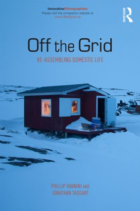 Off the Grid: Re-Assembling Domestic Life, 1st Edition (Paperback) book cover