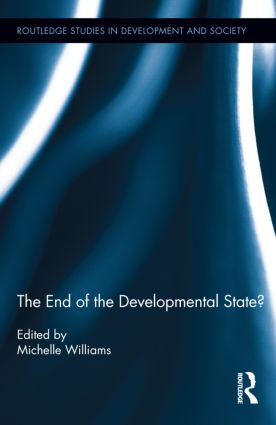 The End of the Developmental State? book cover