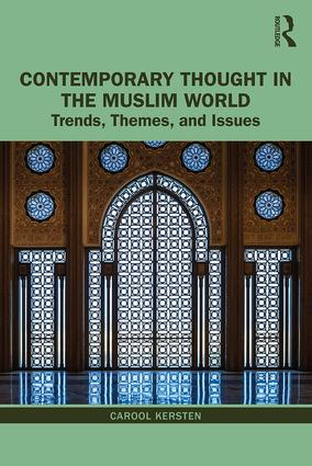 Contemporary Thought in the Muslim World: Trends, Themes, and Issues book cover