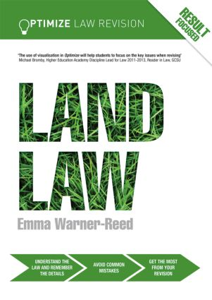 Optimize Land Law book cover