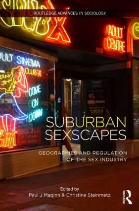 (Sub)Urban Sexscapes: Geographies and Regulation of the Sex Industry, 1st Edition (Hardback) book cover