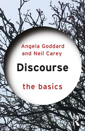 Discourse: The Basics: 1st Edition (Paperback) book cover