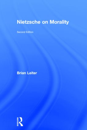 Nietzsche on Morality: 2nd Edition (Hardback) book cover