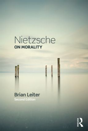 Nietzsche on Morality: 2nd Edition (Paperback) book cover