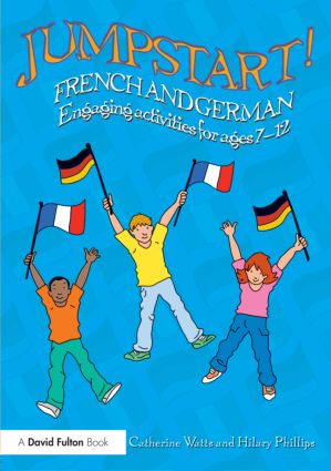 Jumpstart! French and German: Engaging activities for ages 7-12 book cover