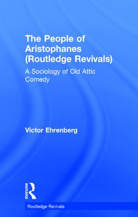 The People of Aristophanes (Routledge Revivals)