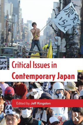 Critical Issues in Contemporary Japan (Paperback) book cover