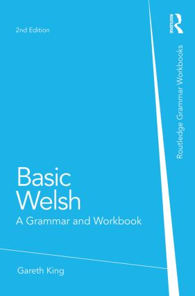 Basic Welsh: A Grammar and Workbook, 2nd Edition (e-Book) book cover