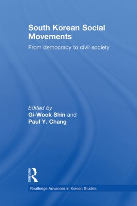 South Korean Social Movements: From Democracy to Civil Society book cover