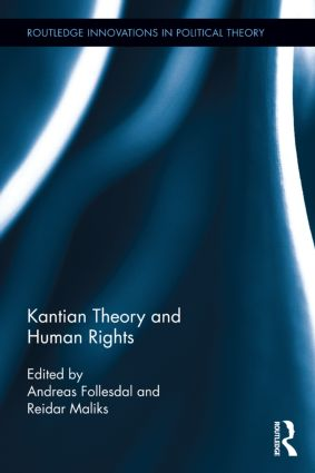 Kantian Theory and Human Rights (Hardback) book cover