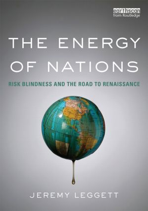 The Energy of Nations: Risk Blindness and the Road to Renaissance (Paperback) book cover