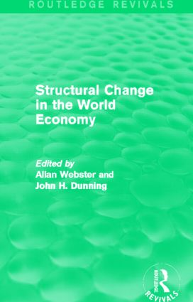 Structural Change in the World Economy (Routledge Revivals): 1st Edition (Paperback) book cover