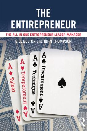 The Entirepreneur: The All-In-One Entrepreneur-Leader-Manager (Paperback) book cover