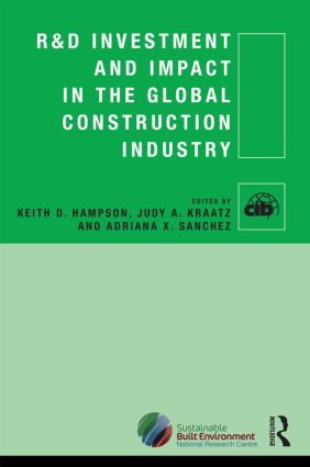 R&D Investment and Impact in the Global Construction Industry (Hardback) book cover
