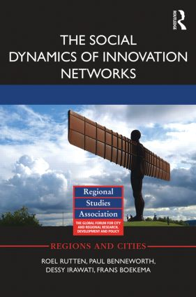 The Social Dynamics of Innovation Networks (Hardback) book cover