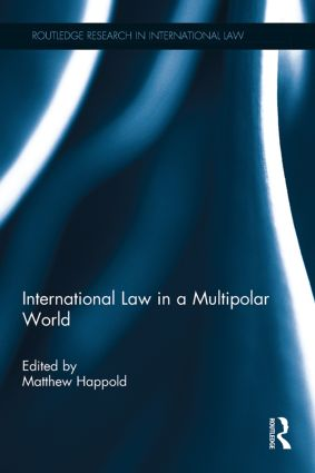 International Law in a Multipolar World (Paperback) book cover