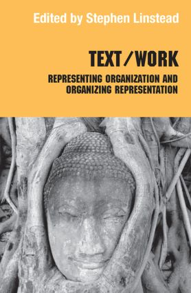 Text/Work: Representing Organization and Organizing Representation (Paperback) book cover