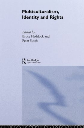 Multiculturalism, Identity and Rights (Hardback) book cover