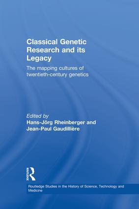 Classical Genetic Research and its Legacy