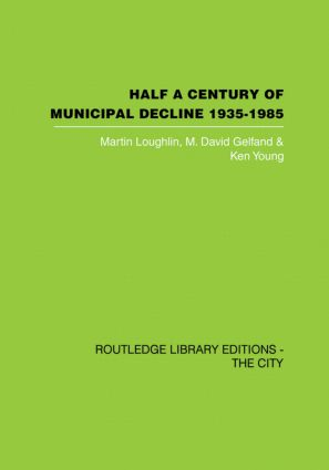 Half a Century of Municipal Decline