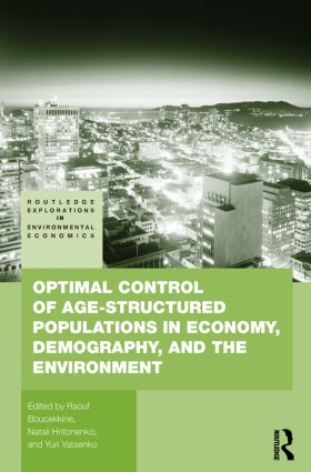 Optimal Control of Age-structured Populations in Economy, Demography, and the Environment book cover