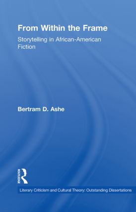 From Within the Frame: Storytelling in African-American Studies, 1st Edition (Paperback) book cover