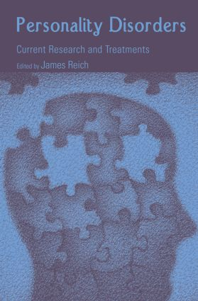 Personality Disorders: Current Research and Treatments, 1st Edition (Paperback) book cover