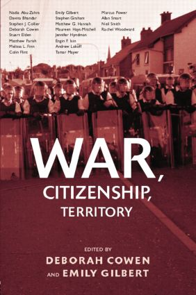 War, Citizenship, Territory (Paperback) book cover