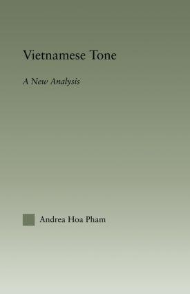 Vietnamese Tone