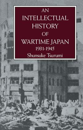 Intell Hist Of Wartime Japn 1931: 1st Edition (Paperback) book cover