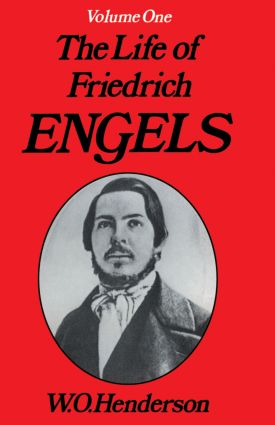 Friedrich Engels: Young Revolutionary, 1st Edition (e-Book) book cover