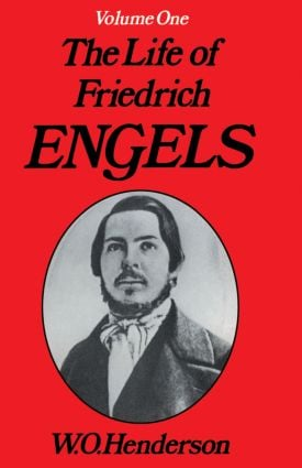 Friedrich Engels: Young Revolutionary, 1st Edition (Paperback) book cover