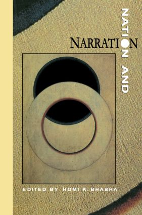 Nation & Narration (Hardback) book cover