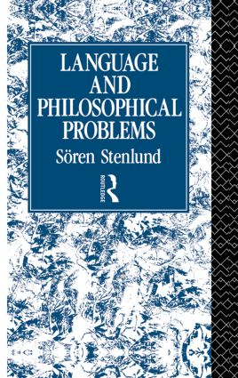 Language and Philosophical Problems: 1st Edition (Paperback) book cover