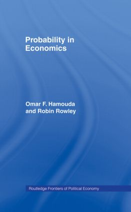Probability in Economics (Paperback) book cover