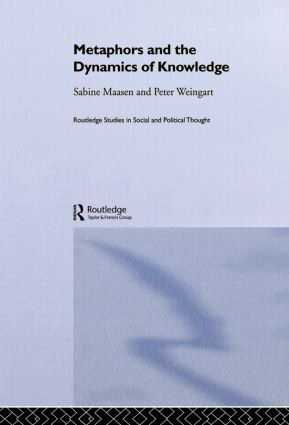 Metaphor and the Dynamics of Knowledge (Paperback) book cover